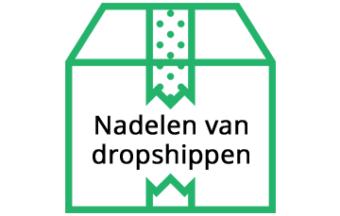Nadelen van dropshippen